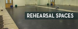 Rehearsal Spaces